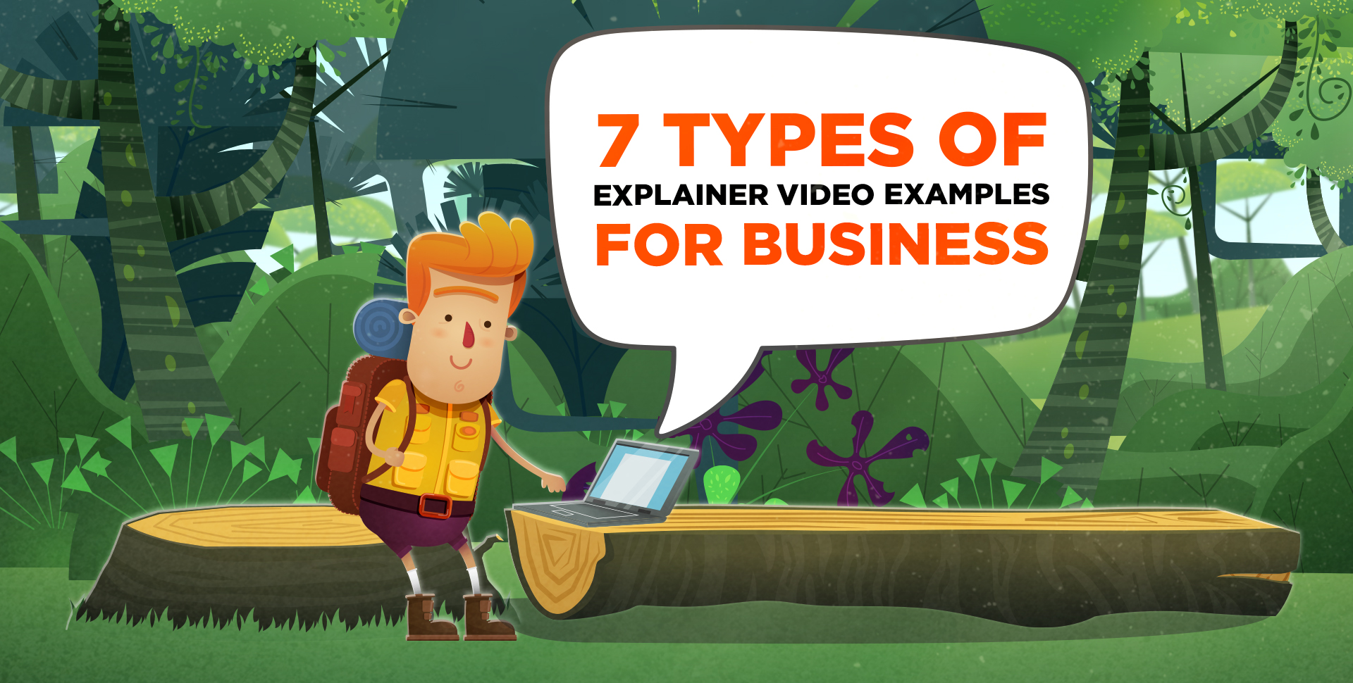 Top 7 Types Of Explainer Video Examples For Businesses
