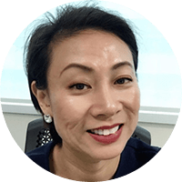 Anna Koh Head of Marketing Acclivis Technologies  Pte Ltd
